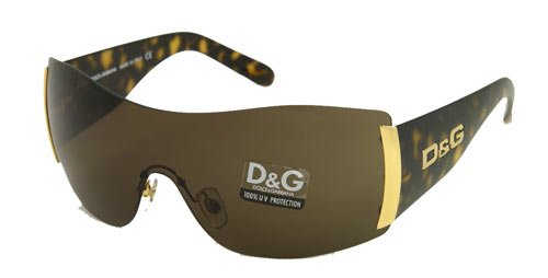 Authentic Dolce&amp;gabbana Sunglasses D&amp;g 8039 Tortoise 502/73 Picture