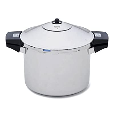 Kuhn Rikon 3342 5-1/4-Quart Stainless-Steel Pressure Cooker by Kuhn Rikon Corporation