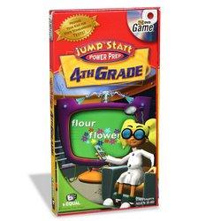 Jump Start TV DVD Game -- 4th Grade: Power Prep