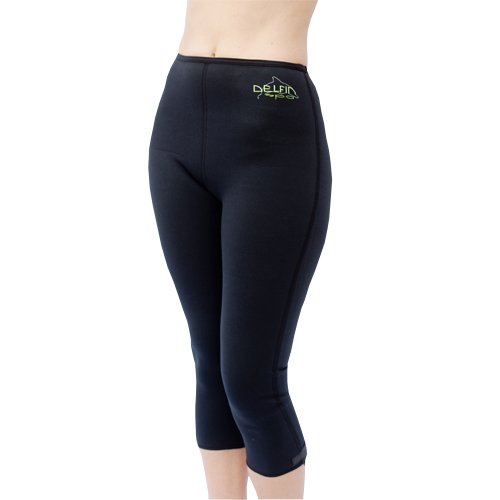Bio-Ceramic Anti-Cellulite Workout Capris, Size L