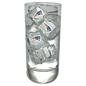 Buy Team Sports America NFL Light Up Ice Cubes - Set of 4 by Evergreen Enterprises, Inc.