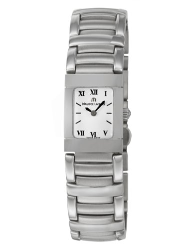 Maurice Lacroix Miros Women's Quartz Watch MI2012-SS002-110
