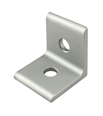 80/20 10 Series 4108 2-HOLE INSIDE CORNER BRACKET