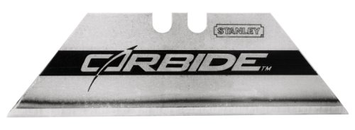 Stanley 11-800 Carbide Utility Blade, 5-Pack