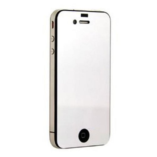 Sannysis 1Pc Useful Mirror Lcd Screen Protector For Iphone 4 4G