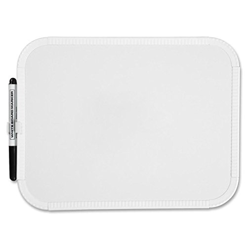 sparco-marker-board-melamine-surface-8-1-2-x-11-inches-white-spr75620