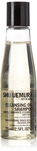 Shu Uemura Cleansing Oil Shampoo Gentle Radiance Cleanser By Shu Uemura for Unisex - 2.5 Oz Shampoo, 2.5 Ounce by Shu Uemura