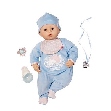 Zapf Baby Annabell Brother Doll