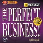 img - for The Perfect Business! Dual Disc [CD/DVD Combo] (Rich Dad) book / textbook / text book