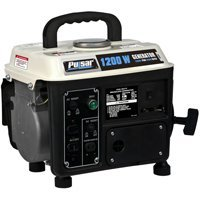 Pulsar Pulsar Products PG1202S 1200 Watt Portable Generator