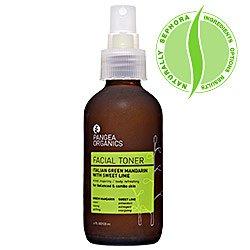 Pangea Organics Facial Toner 4 fl oz (120 ml) by Pangea Naturals, Inc.