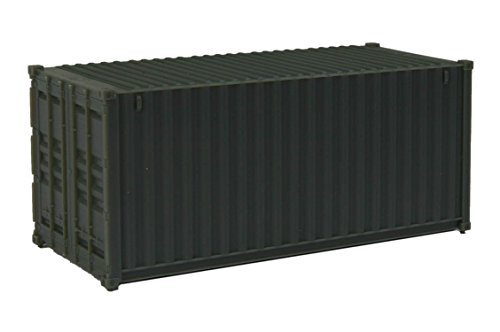 Walthers SceneMaster RS Undec Container, 20' (Model Shipping Container compare prices)