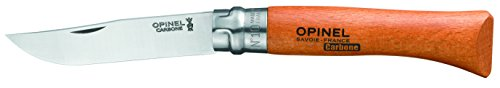 Opinel N10 - Carbon Steel Blade Picnic Knife (Opinel Cheese compare prices)