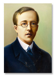 Image of Gustav Holst