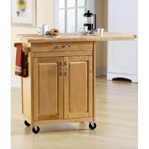 kitchen island cart wood x 19 w x 35 5 h kitchen