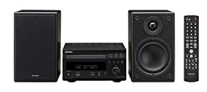 Denon DM38S Micro CD System (Discontinued by Manufacturer)