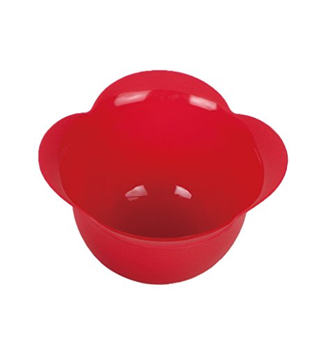 Kuke Silicone Egg Poacher Cookware Cups in Vivid Colors