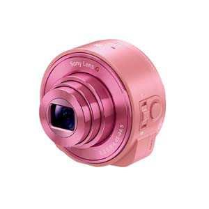 Sony-lens-style-camera-Cyber-shot-DSC-QX10-Pink