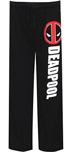 Deadpool Face Lounge Pants