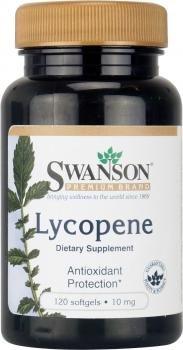 Lycopene 10 Mg 120 Sgels