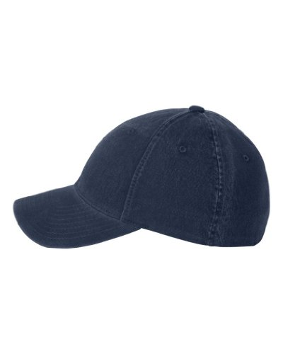 flexfit-low-profile-soft-structured-garment-washed-cap-navy-small-medium