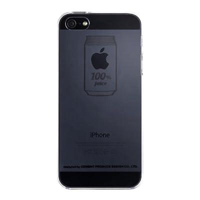 イデアインターナショナル IDEA LABEL iTattoo5 100%Juice iPhone5 LDE012-JUBK