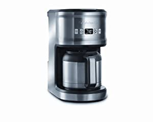 Calphalon Electric 10-Cup Quick Brew Thermal Coffeemaker