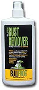 Bull Frog 94236 Rust Remover Rust Remover 16 oz from Bull Frog