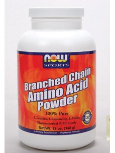 NOW Foods - Branched Chain Amino Acid Powder 12 oz