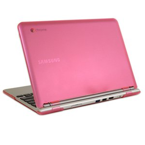 mcover-hard-shell-case-for-116-samsung-chromebook-116-xe303c12-series-wi-fi-or-3g-laptop-pink