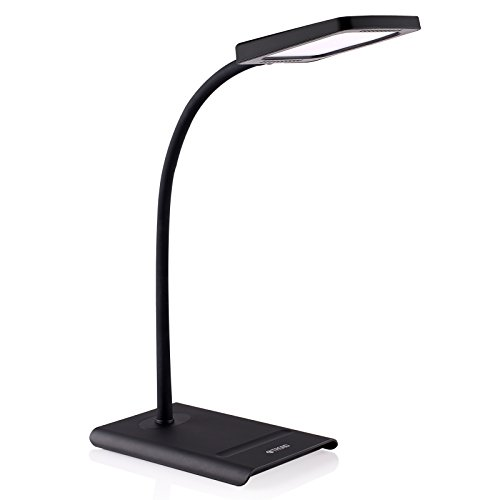 Desk Light Dimmable: TROND Halo 10W Dimmable LED Desk Lamp (Premium Diffusion