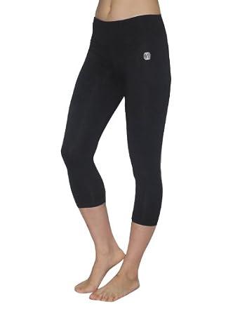 Buy Balance Collection (By Marika) Ladies Leggings Yoga Capri Pants by Balance Collection