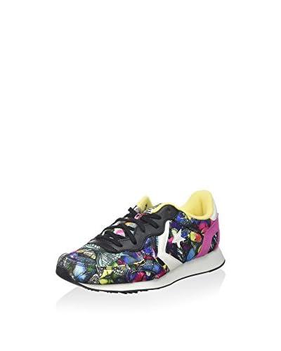 Converse Sneaker Auckland Racer schwarz/mehrfarbig/rosa EU 41 (US 9.5)