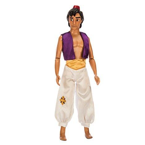 Disney-Classic-Prince-Aladdin-Doll-in-Peasant-Attire-12-H