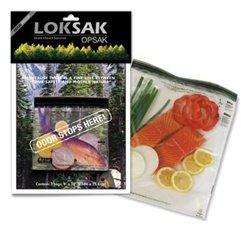 LOKSAK(ロックサック) 防臭ケース OPSAK 3枚入 Mサイズ