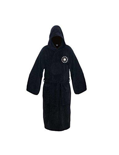 BFJ Star Wars Galactic Empire Darth Vader Sith Bath Robe Unisex Bathrobe Costume