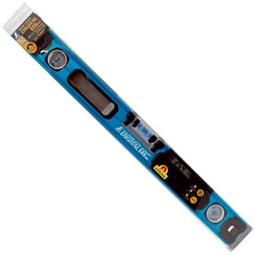 Sinwa 측정 블루 레벨 디지탈 600mm 마그넷 부착 76327
