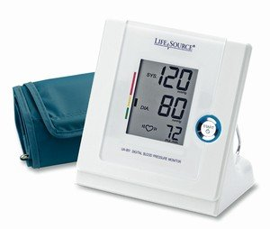 Cheap Tabletop Automatic Blood Pressure Monitor (B003CH0XZK)