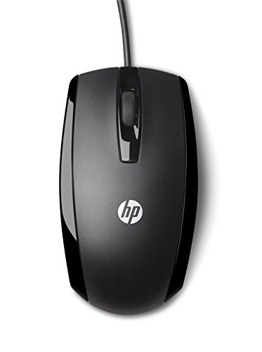 HP X500 Wired USB Mouse E5C12AA
