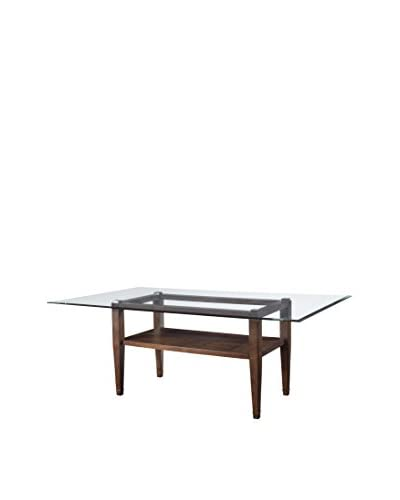 Bassett Mirror Company Dunhill Rectangular Dining Table