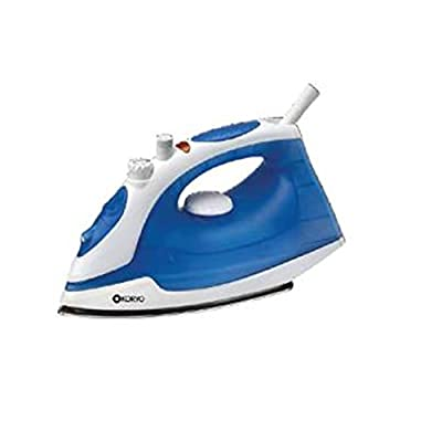 Koryo Steam Iron - Blue & White