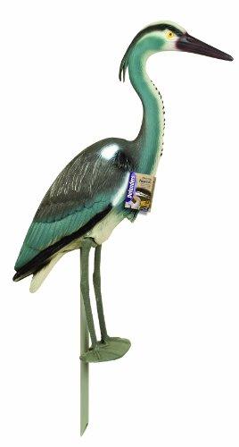STV955 Heron Garden Ornament / Bird Deterrent
