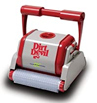 Hot Sale Dirt Devil 35-RAMP-BX Rampage Robotic Pool Cleaner