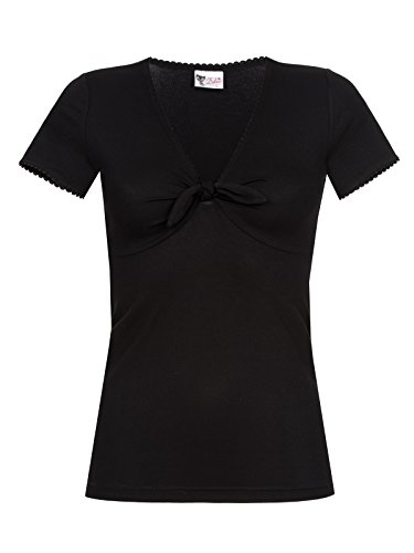 Pussy Deluxe Black Stories Maglia donna nero XS