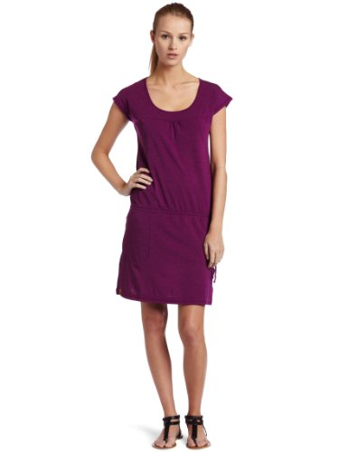 Lole Women's Adriana Dress, Grape Juice, X-Small