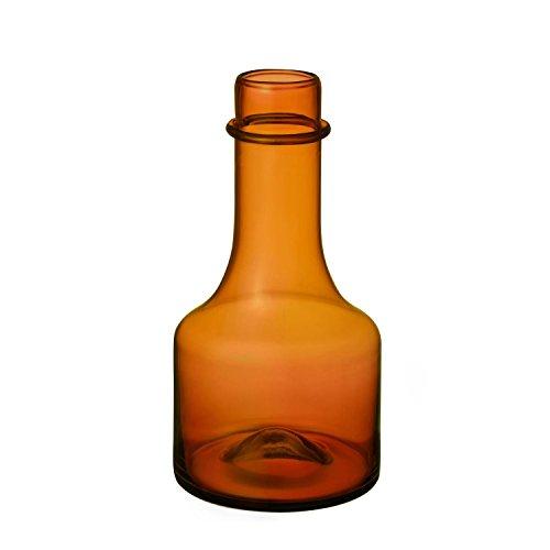 iittala Wirkkala 2015 Flasche/Vase Limited Edition, kupfer Glas H: 23cm