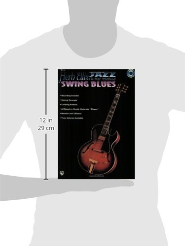 Jazz Guitar Method: Swing Blues