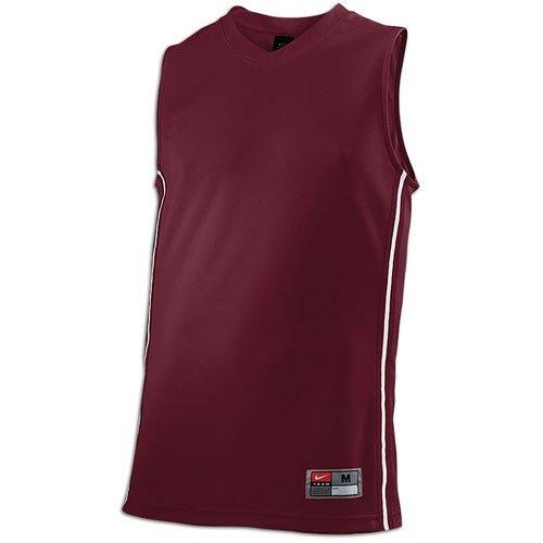 Nike Mens Baseline Sleeveless Basketball Jersey