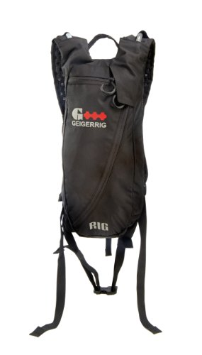 Geigerrig The Rig Hydration Pack (Black)