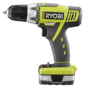 Ryobi ZRHJP002K 12V Lithium-ion Drill Kit